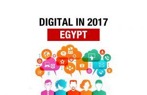 Egypt digital report 2017